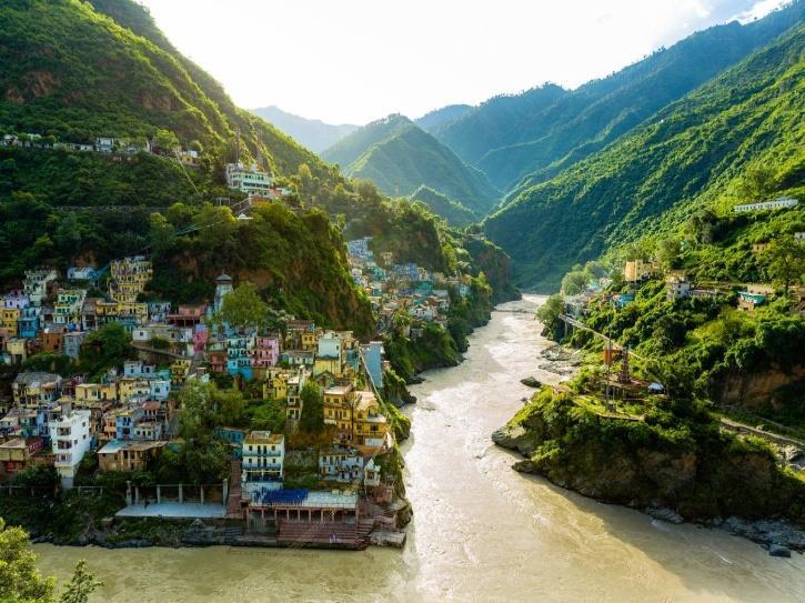 village in uttarakhand
