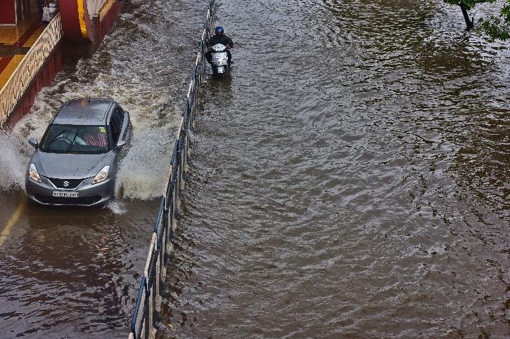 India Monsoon Floods