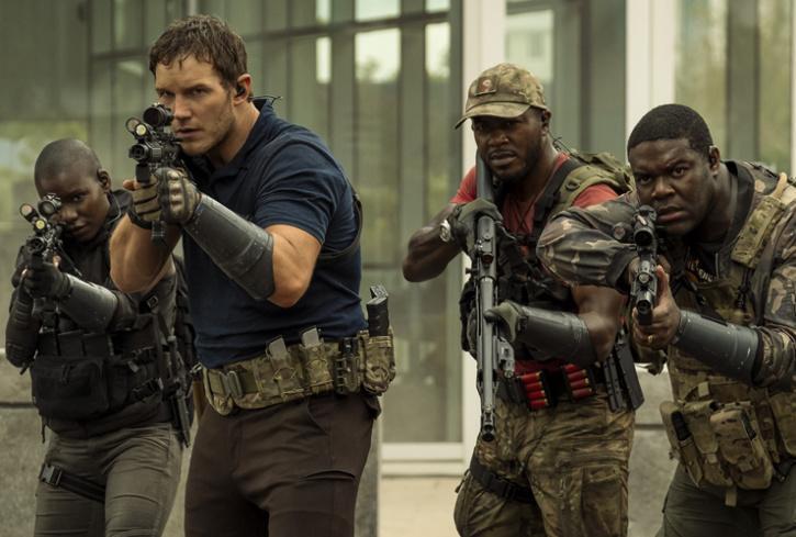 The Tomorrow War, Chris Pratt