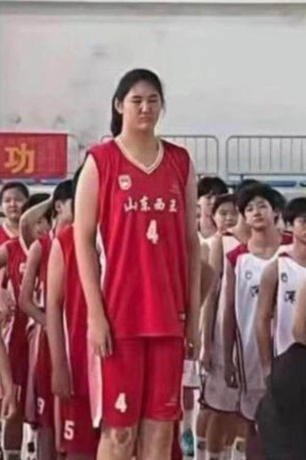Girl chinese tall Why Do