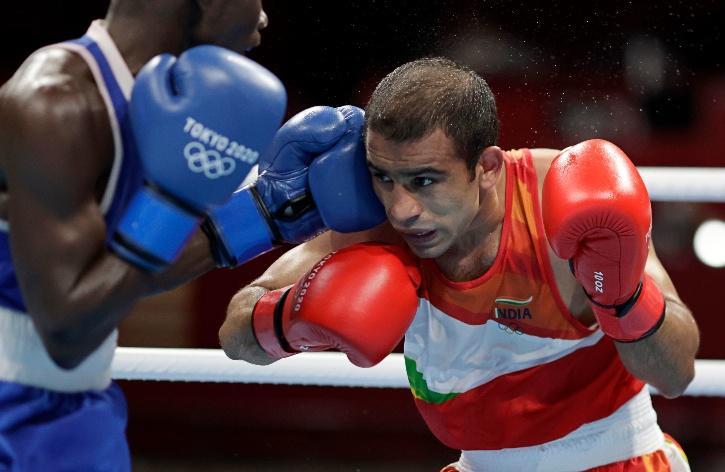 Amit Panghal olympics