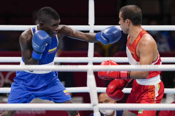 Amit Panghal Tokyo Olympics | Reuters