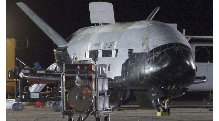 china secret reusable spacecraft  - Article Body   2021 07 19T123130817 60f5236b20bdc - China Secretly Flew A Space Plane That Takes Off Vertically Like A Rocket