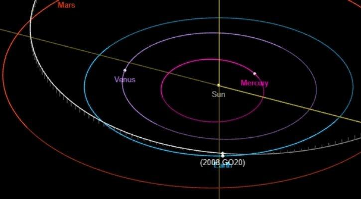 stadium asteroid