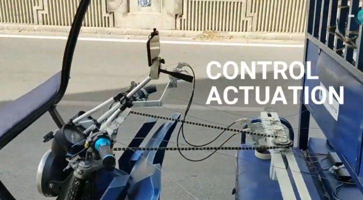 indian autonomous vehicle