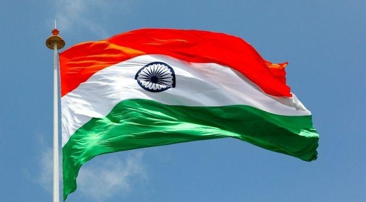 iit delhi indian flag
