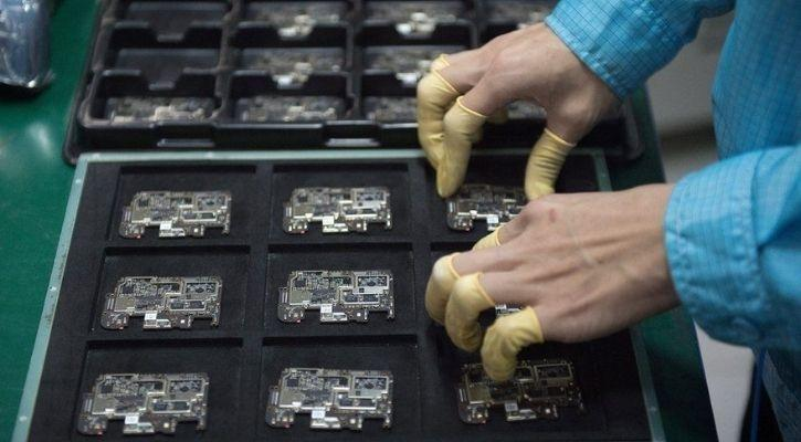 apple iphone chip shortage