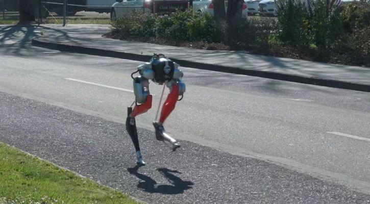 cassie bipedal robot