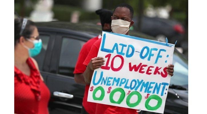 pandemic hospitality unemployment