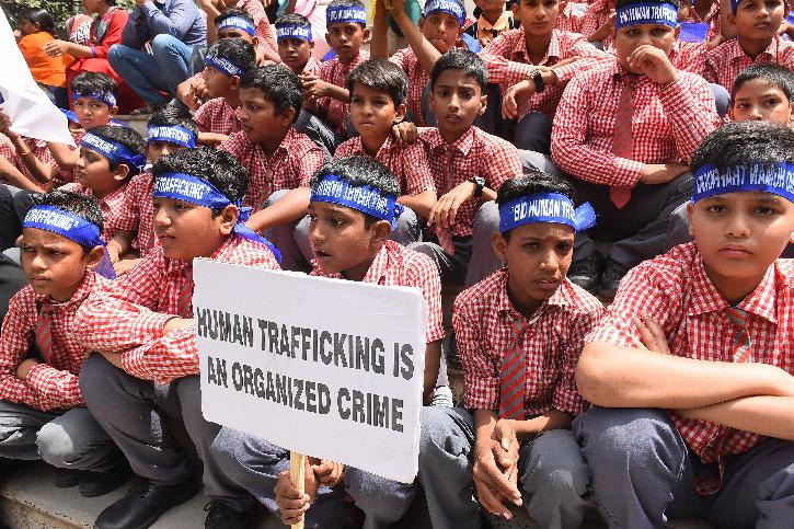 World Against Trafficking of Persons Day