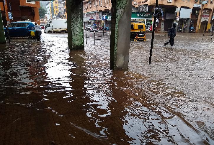 Goa Floods