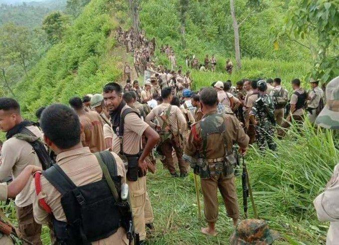 Assam conflict