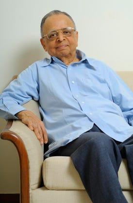 Forbes/ Pidilite founder balwant parekh