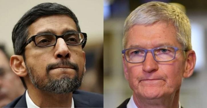 apple google employees