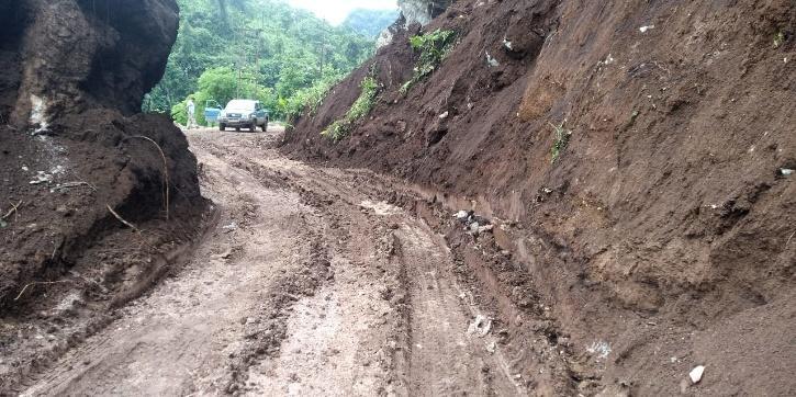 Himachal Landslides