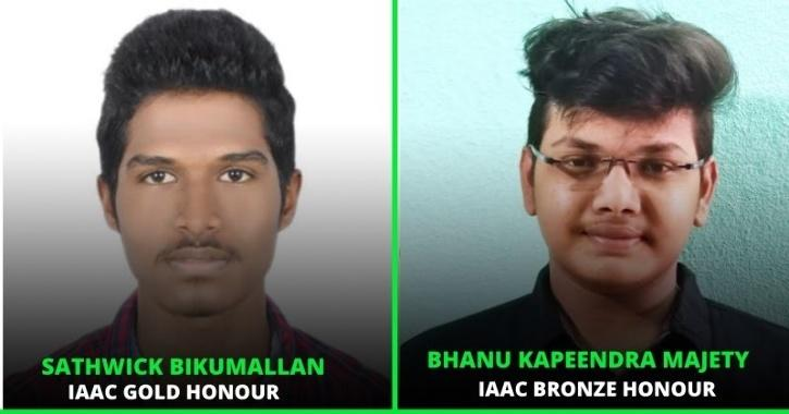 IAAC winners india