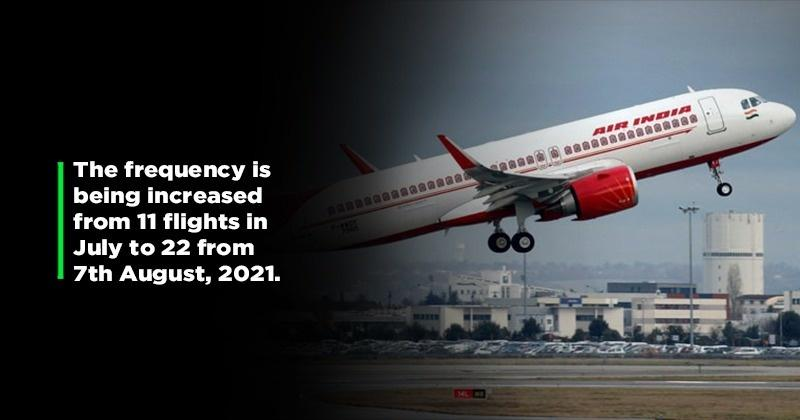 Amid Massive Student Rush, Air India To Double Number Of Flights To US