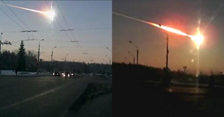 norway meteor shower