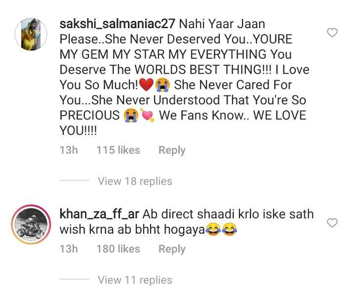 Fans get mischievious as Salman Khan wishes Katrina Kaif on birthday with a mushy post.