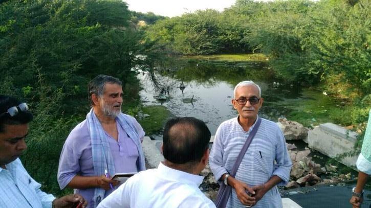 Retired IAS Officer, Dr Kamal Taori