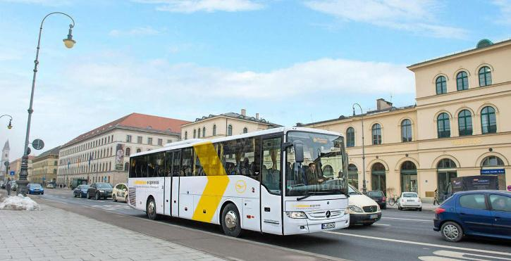 Lufthansa Express Bus
