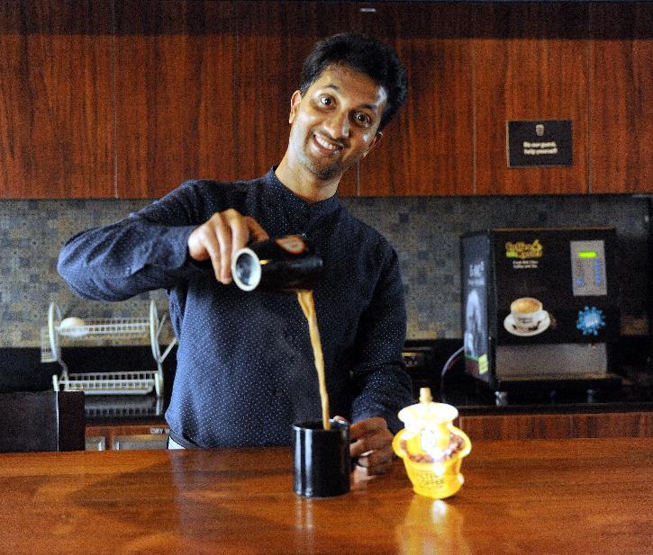 PC Musthafa, CEO of iD Fresh Food