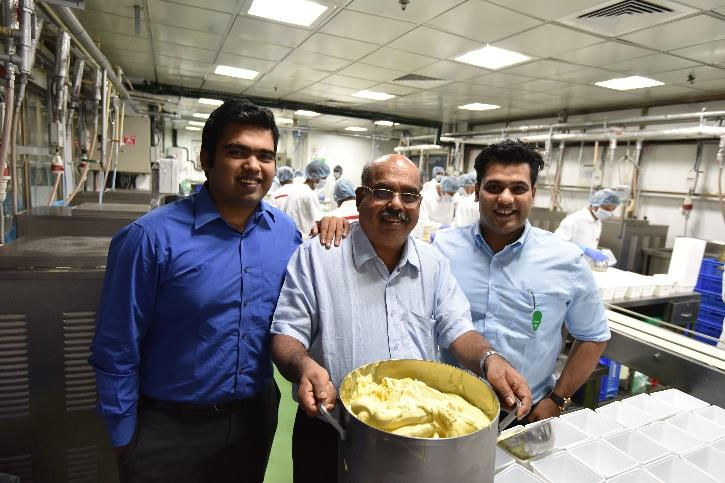 Raghunandan Kamath, Founder of Natural Ice Cream Pvt Ltd in Mumbai   BCCL