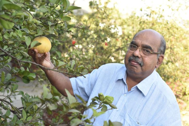 Raghunandan Kamath, Founder of Natural Ice Cream Pvt Ltd in Mumbai.