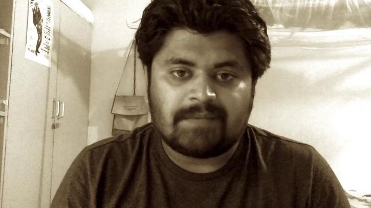 PHD scholar Singh