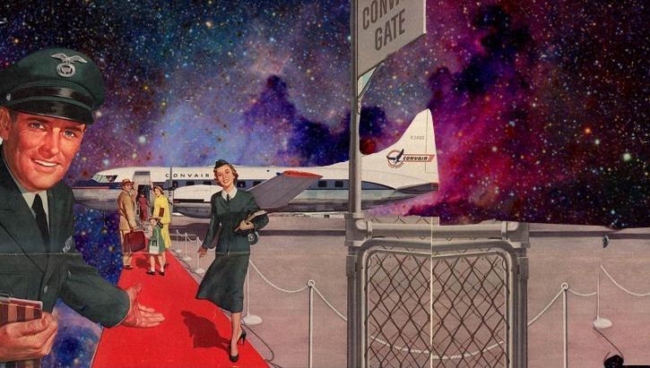 Space Tourism Race