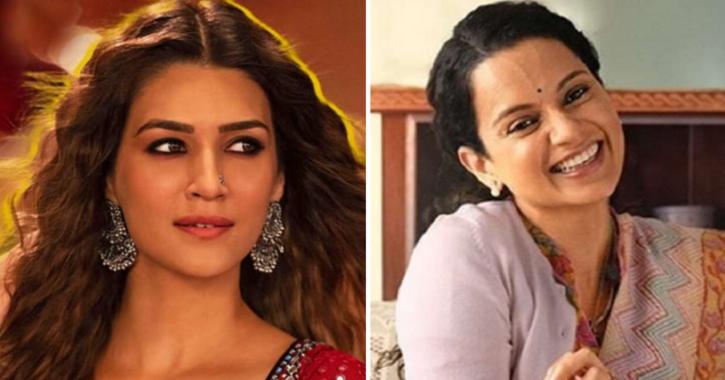 Kangana Ranaut Is All Praises For Kriti Sanon, Sends Best Wishes For Her Film