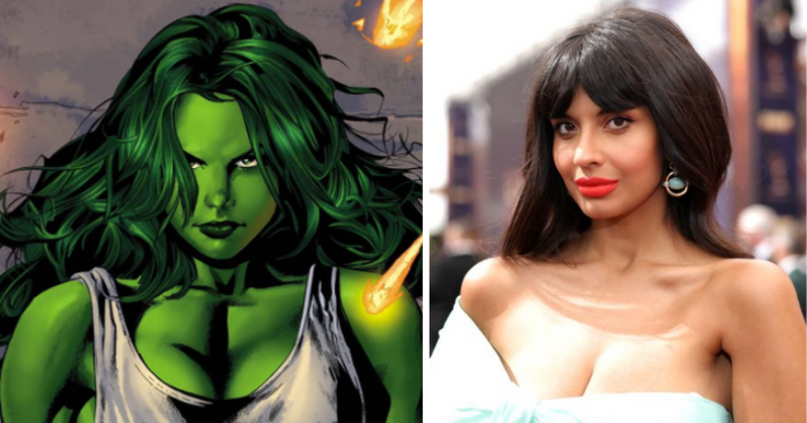 Jameela Jamil Confirms Being Cast In She-Hulk, Here
