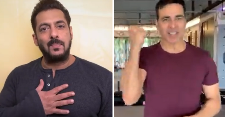 Salman Khan & Akshay Kumar Cheer For Indian Athletes Participating In Tokyo Olympics 2020