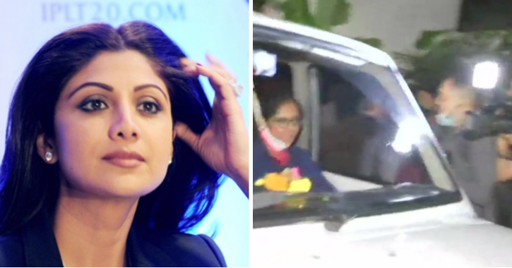 Shilpa Shetty Reportedly Defends Herself, Tells Police She Wasn
