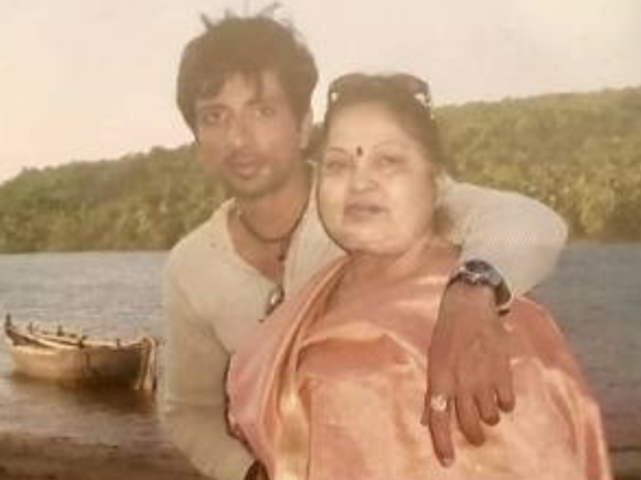 Sonu Sood family and parents