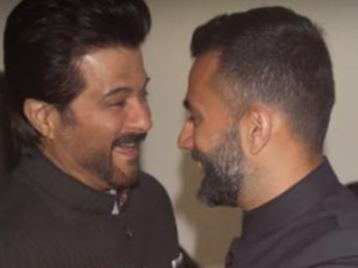 Anil Kapoor Calls Anand Ahuja Person With