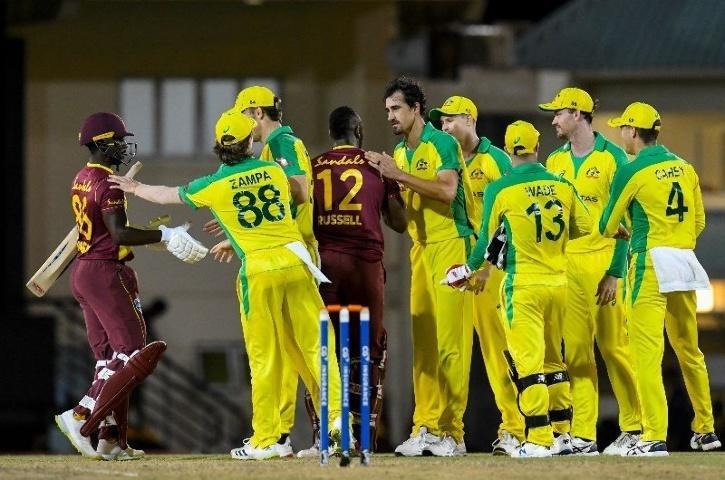 West Indies-Australia 2nd ODI Postponed After Virus Positive