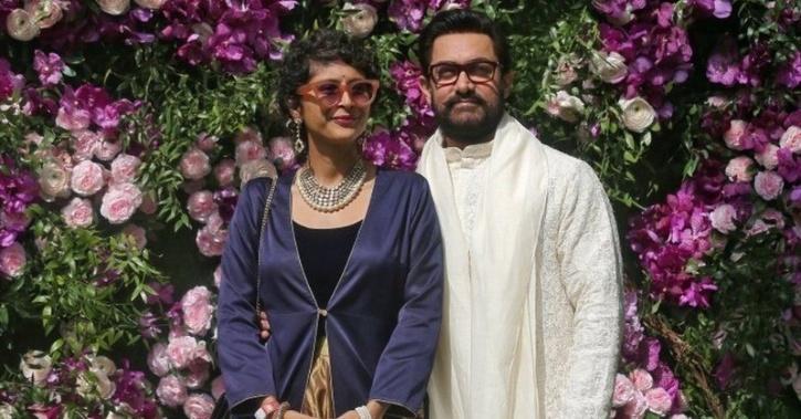 Aamir Khan and Kiran Rao
