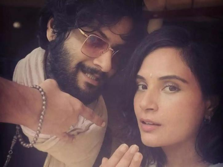 Ali Fazal Cancelled The Grand Proposal To Richa Chadha Last Minute Because He Got Nervous