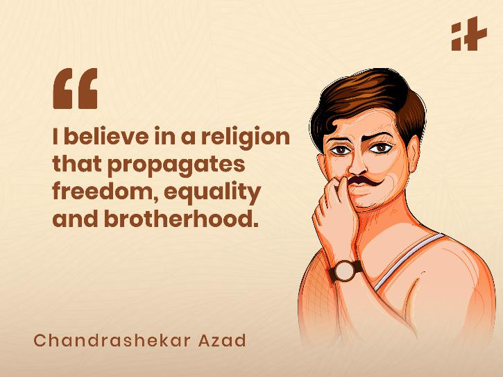 Chandra Shekhar Azad Famous Quotes | Indiatimes