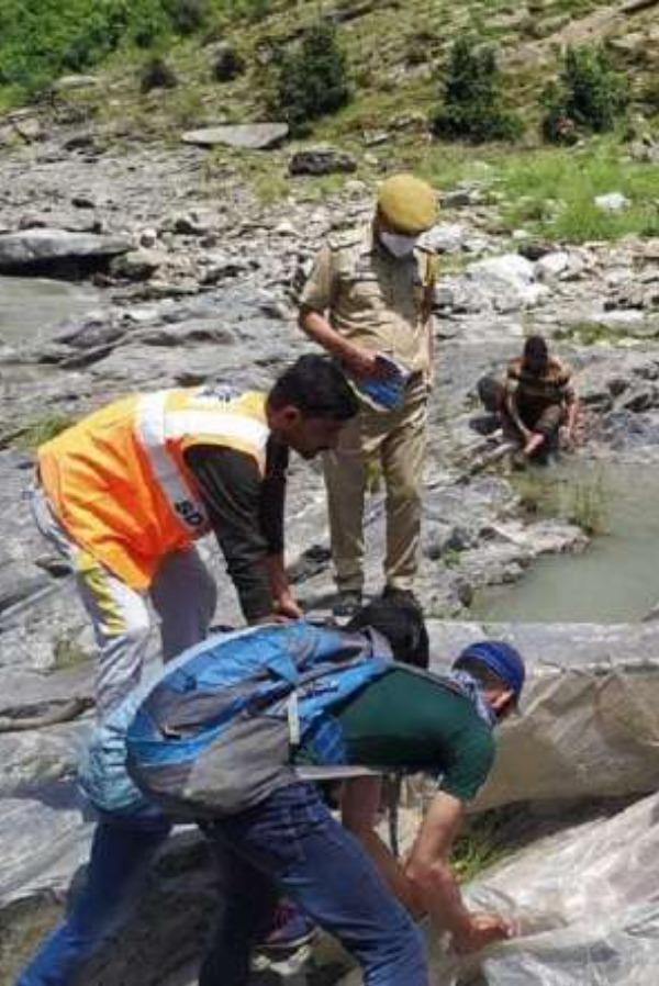Heartbreaking Videos And Pictures Of Cloudburst Aftermath In J&K's Kishtwar Village Emerge Online