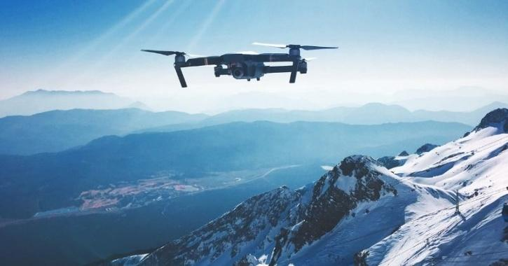 Drone monitoring technologies