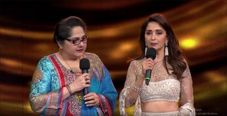 Shagufta Ali Makes An Appearance On Dance Reality Show, Get Financial Aid Of Rs 5 Lakh From Madhuri Dixit