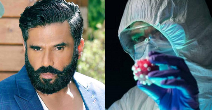 Suniel Shetty's Apartment Sealed In Mumbai After Three Delta Variant COVID 19 Positive Cases Found