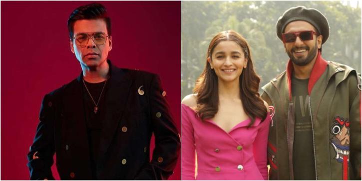 Ranveer Singh and Alia Bhatt
