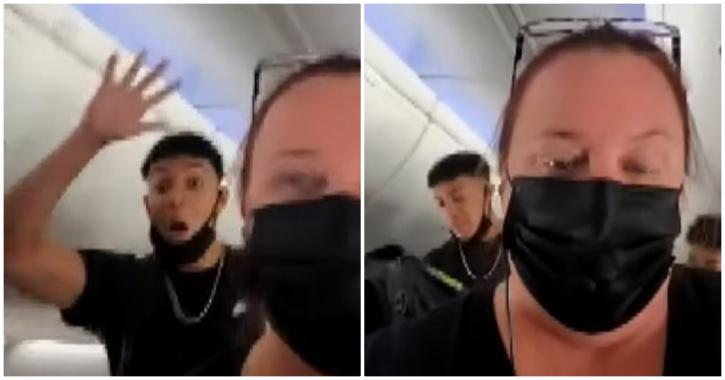 teens forced to sleep in airport after mask rebellion gets flight canceled