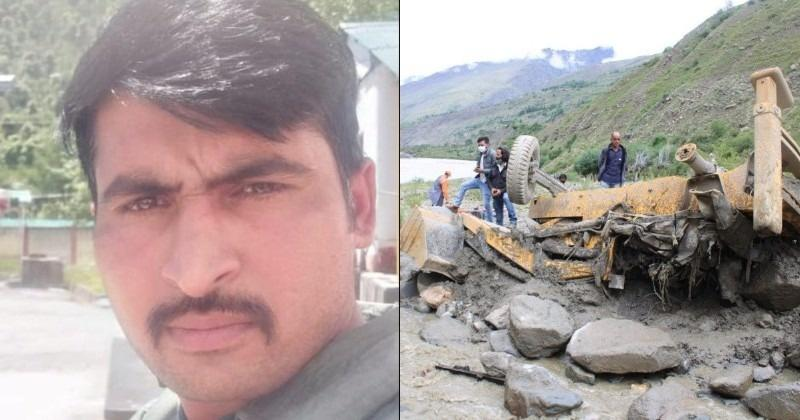 Two BRO Officers Killed In Separate Mishaps During Rescue Operation