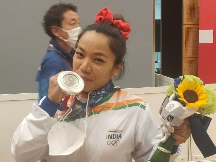 Congratulatory Messages Are Pouring In For Mirabai Chanu