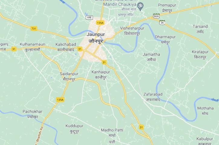 madhopatti village jaunpur