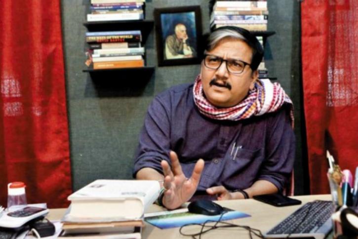 Professor Manoj Kumar Jha Rajya Sabha MP